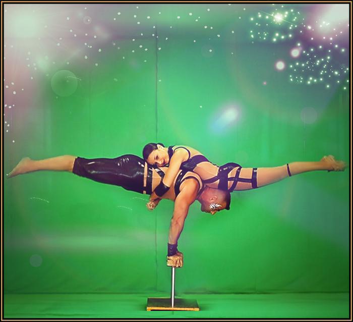 Warriors of Love - Duo Acrobatico